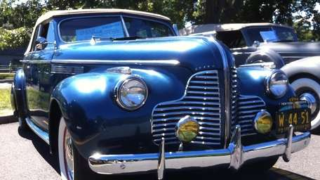 THE CAR AND ITS OWNER 1940 Buick Roadmaster