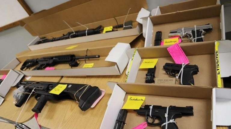 Evidence seized by DA and Special Narcotics Bureau