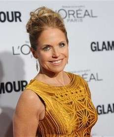 "Katie Couric attends Glamour Magazine's 22nd ""Women of"