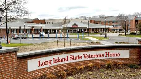 The Long Island State Veterans Home said that