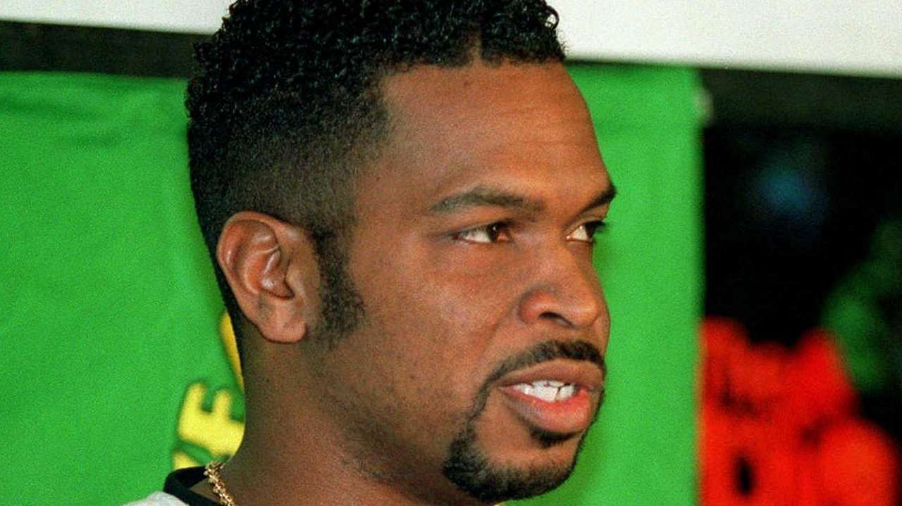 Luther Campbell of the rap group 2 Live