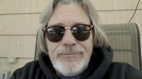 John Finn, 57, of Riverhead, is an electrician
