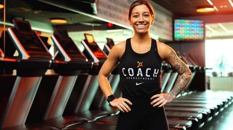 Merrick native Michelle Baker is a Certified Fitness