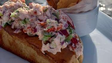The lobster roll is just one of many