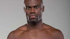 Uriah Hall, an MMA fighter from Manhattan.