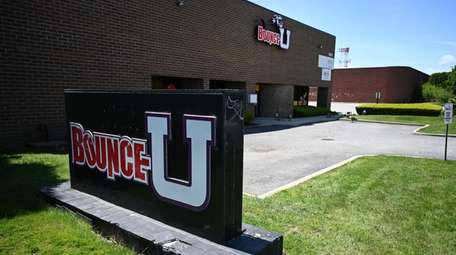 BounceU in Farmingdale sent a letter to customers