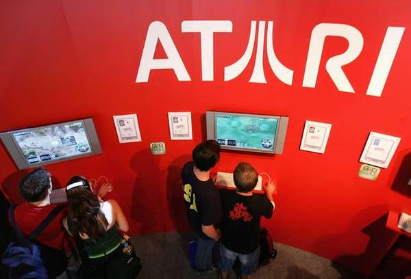 The arcade game maker Atari hopes to move