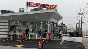 All-American Burger in Massapequa is open again after
