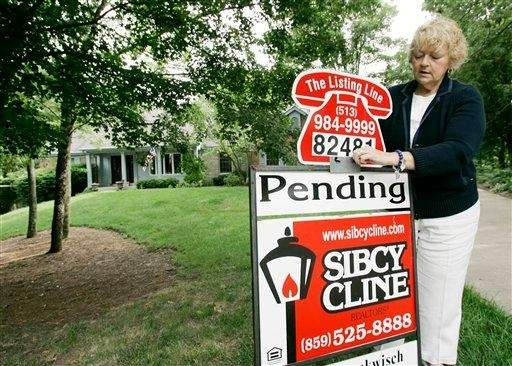 Realtor Catherine Schramm replaces a listing line number