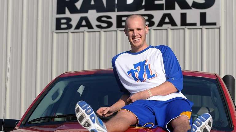 Mets pitching prospect Zack Wheeler sits atop his