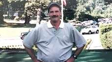 Richard Rennie started playing golf at a young
