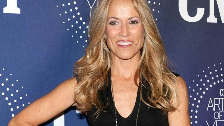 Sheryl Crow attends the 2012 CMT Artists Of