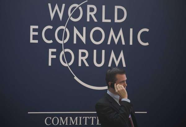 Even as CEOs flock to Davos for the