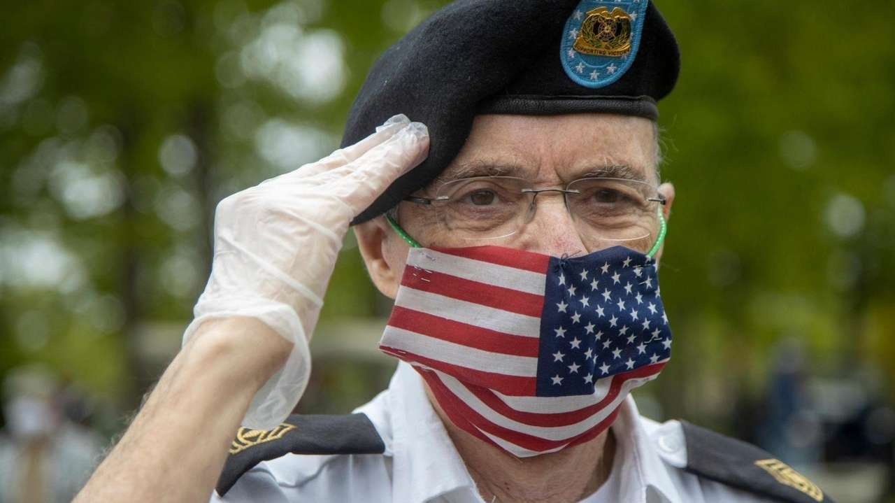 In a very differentway of celebrating thisMemorial Day,