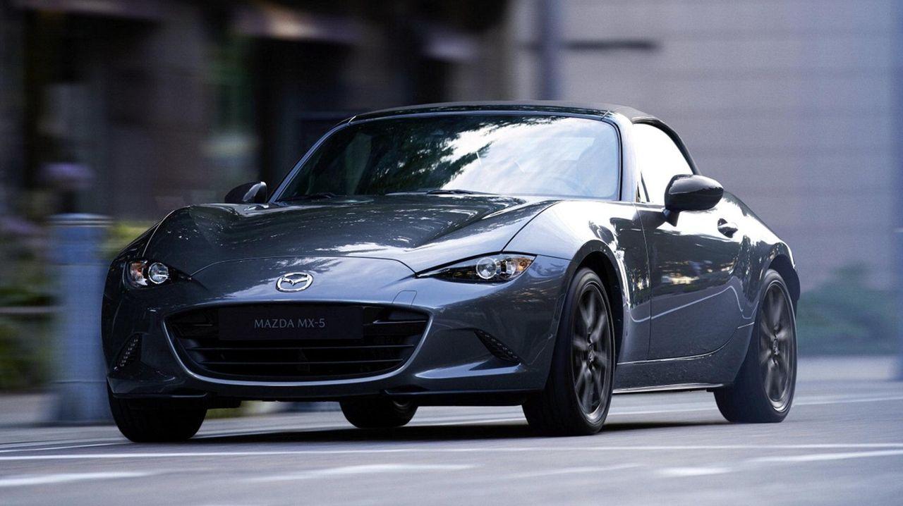 Auto review: Mazda's sporty MX-5 Miata is a great escape