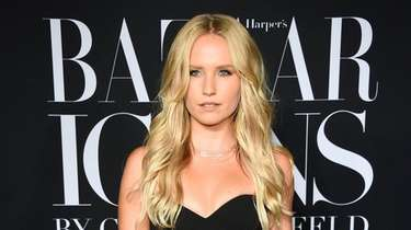 Sailor Brinkley-Cook took to social media Monday to