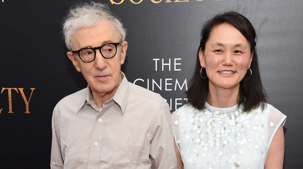 Woody Allen: 'I have calmed down since I got married'