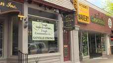 Small business owners in Sayville and nearby communities
