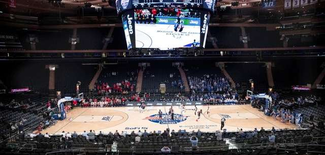 From the Press Box: COVID-19halted Big East tourney— andsports world