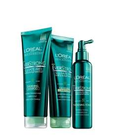 L'Oreal Paris EverStrong Sulfate-Free Thickening Hair & Scalp