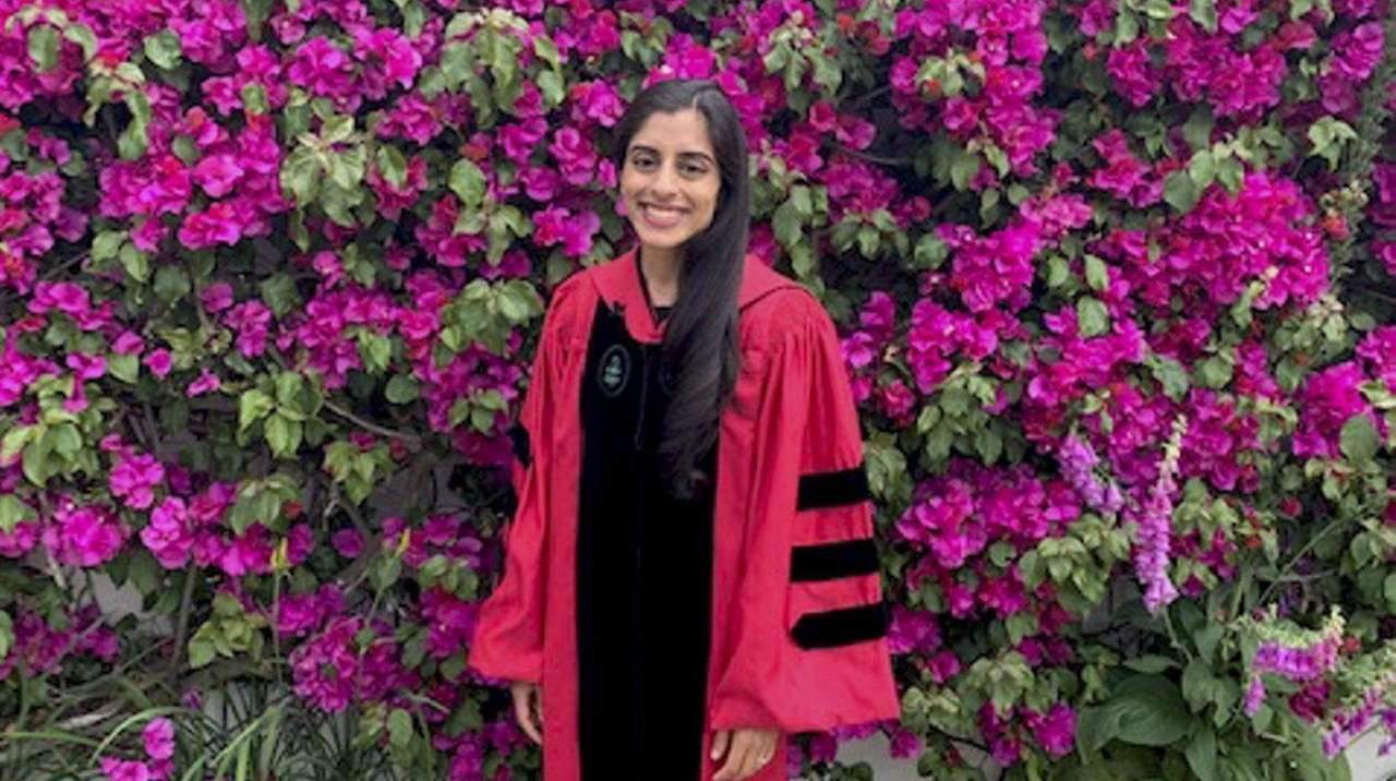 Sana Raoof, a 29-year-old Harvard medical student who