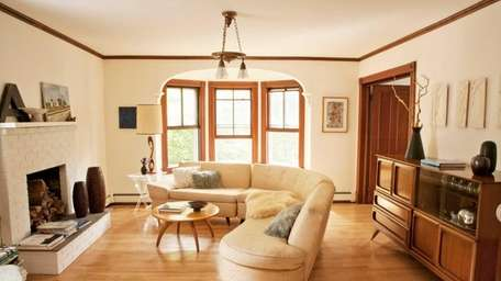 An 1898 Shelter Island farm house being sold
