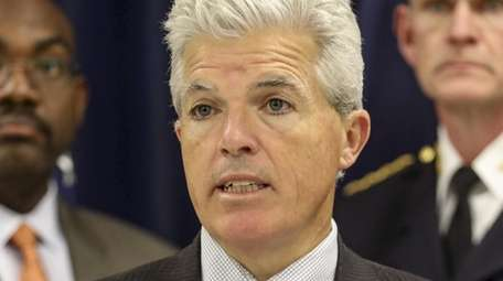 Suffolk County Executive Steve Bellone said contact tracing