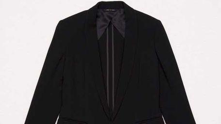 rag & bone tuxedo blazer, $495; at rag