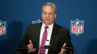 Al Riveron, NFL senior vice president of officiating,