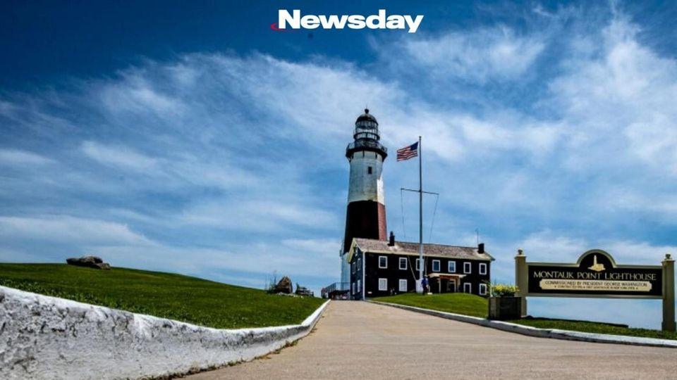 The Montauk Lighthouse in Montauk on June 14,