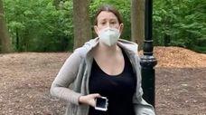 A video of a verbal dispute between Amy