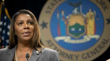 New York Attorney General Letitia James said Quality
