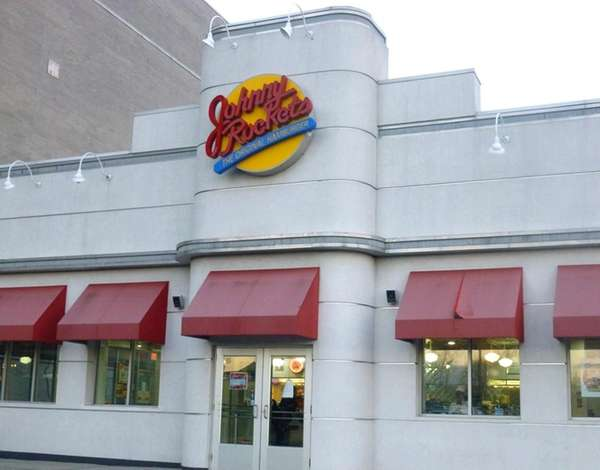 Johnny Rockets in Hicksville. (Dec. 18, 2012)
