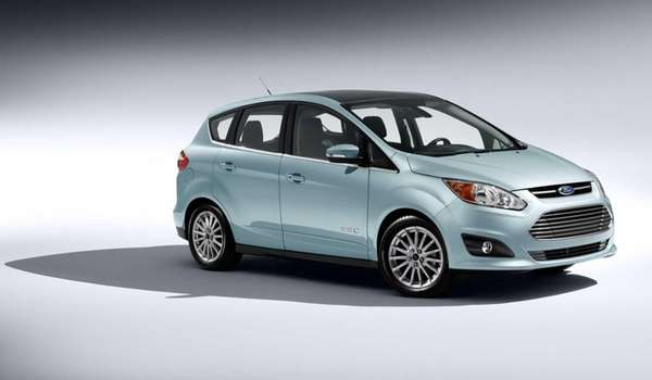Prices for the 2013 Ford C-MAX Hybrid start