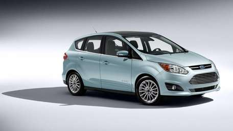 Ford lowered the rating on C-Max to 43