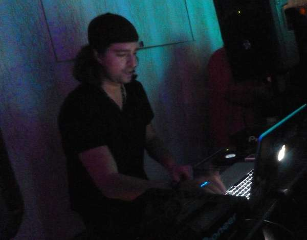 DJ Carlos Melange (pictured here working at Four