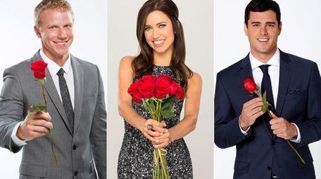 Seasons featuring Sean Lowe (l), Kaitlyn Bristowe and