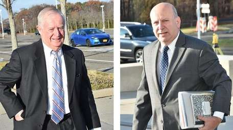 Former Suffolk County District Attorney Thomas Spota, and