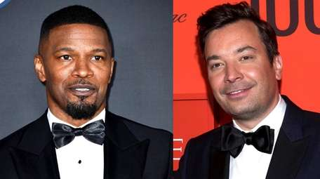 Jamie Foxx said Jimmy Fallon's impersonation of Chris