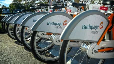 Boston-based Zagster Inc. operates Bethpage Ride, which includes