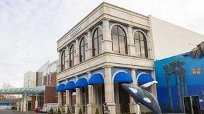 The Long Island Aquarium & Exhibition Center and