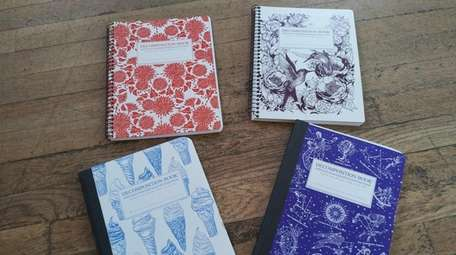Let their creativity flow with these decomposition notebooks