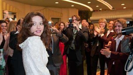 "Amanda Seyfried stars as Linda Lovelace in ""Lovelace."""