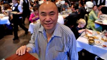Tommy Tan, owner of The Orient restaurant in