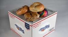 Bagel Boss has relaunched its shipping and subscription