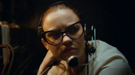 """Sierra McCormick in """"The Vast of Night ."""""""