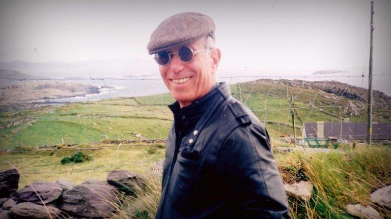 Vic Scutari, a prominent Long Island political activist