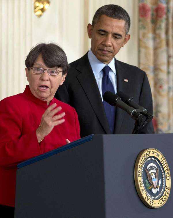 The nomination of Mary Jo White signals President