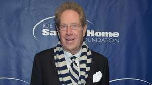 Sportscaster John Sterling attends the Joe Torre Safe