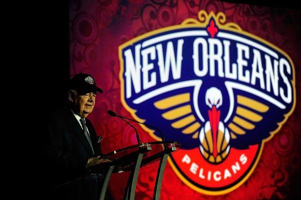 Tom Benson, owner of the New Orleans Hornets,